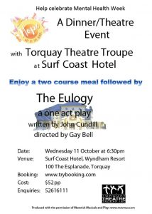 Last chance to see 'The Eulogy'